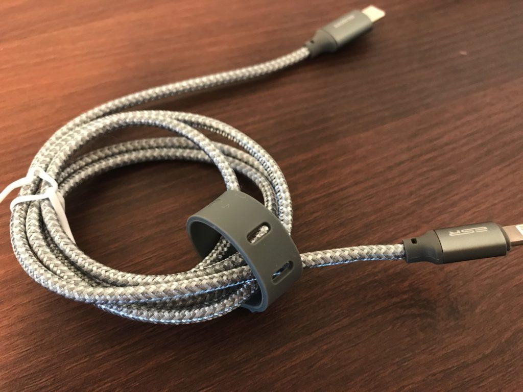 ESR lightning USB C