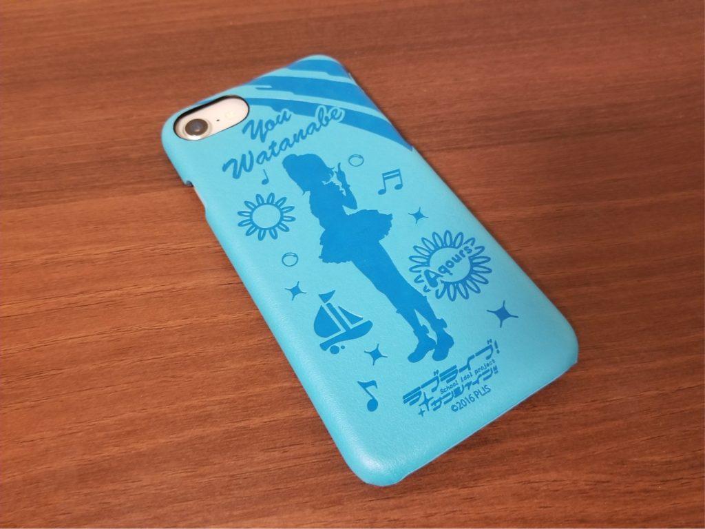 ラブライブ!サンシャイン!! レザーケース for iPhone 7/6s/6