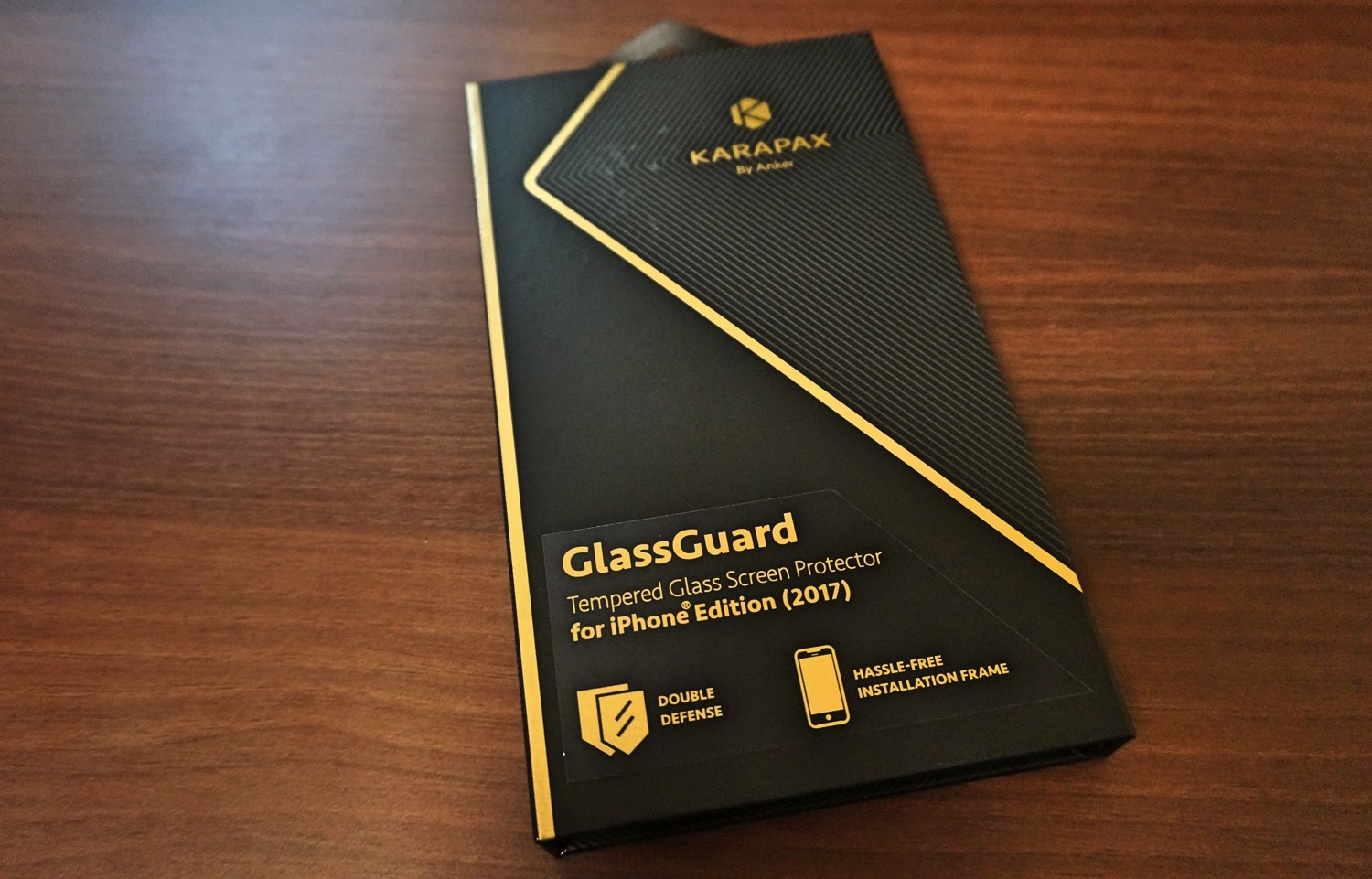 KARAPAX GlassGuard iPhone
