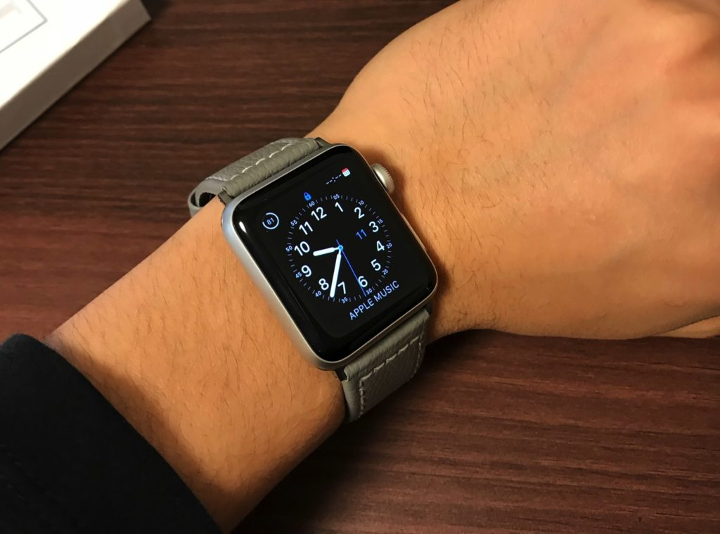 Fullmosa Apple Watch バンド