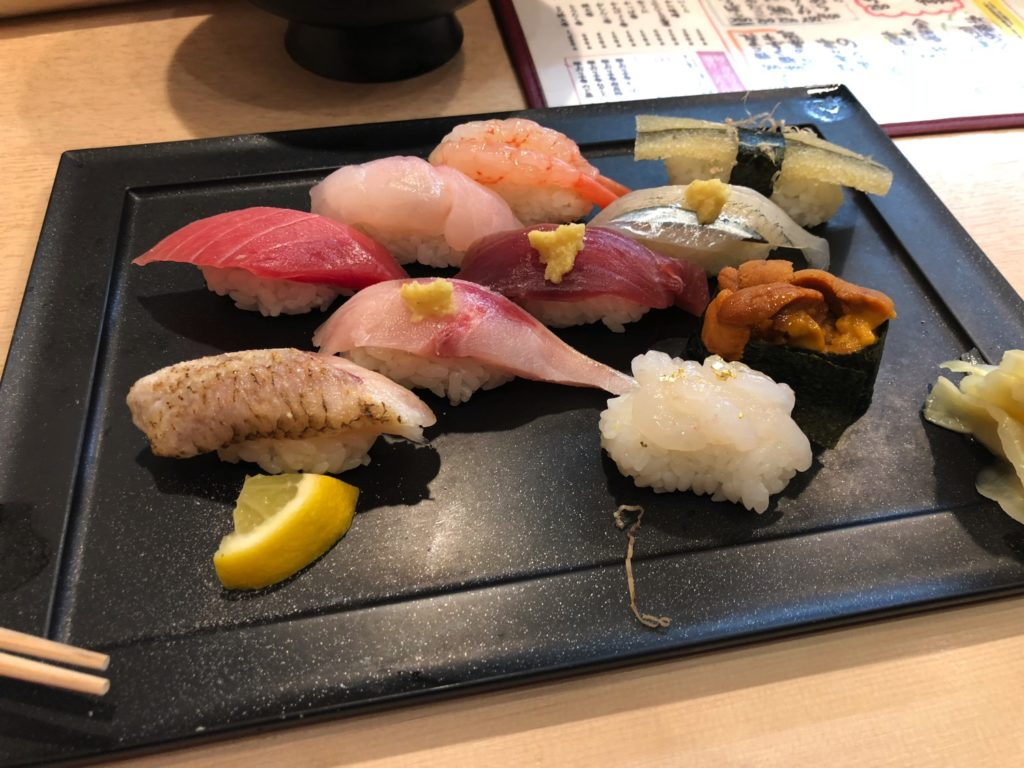 まいもん寿司
