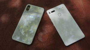 iPhone X Essential Phone