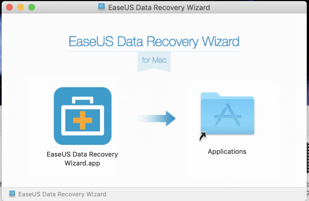 EaseUS Data Recovery Wizard for Mac 11.8