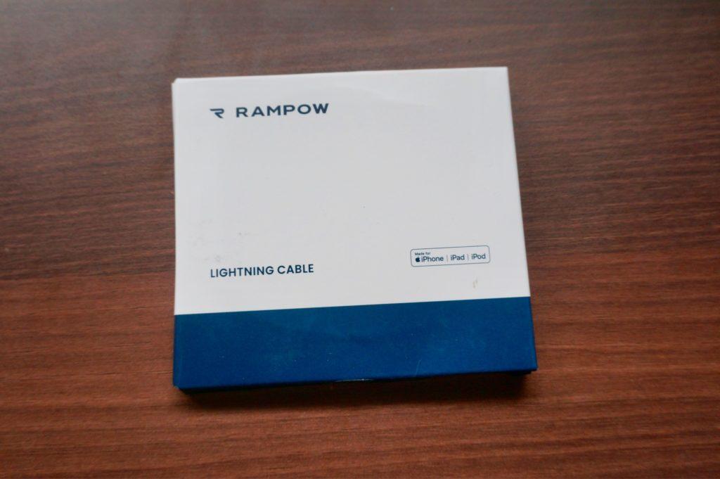 RAMPOW Lightning USB C