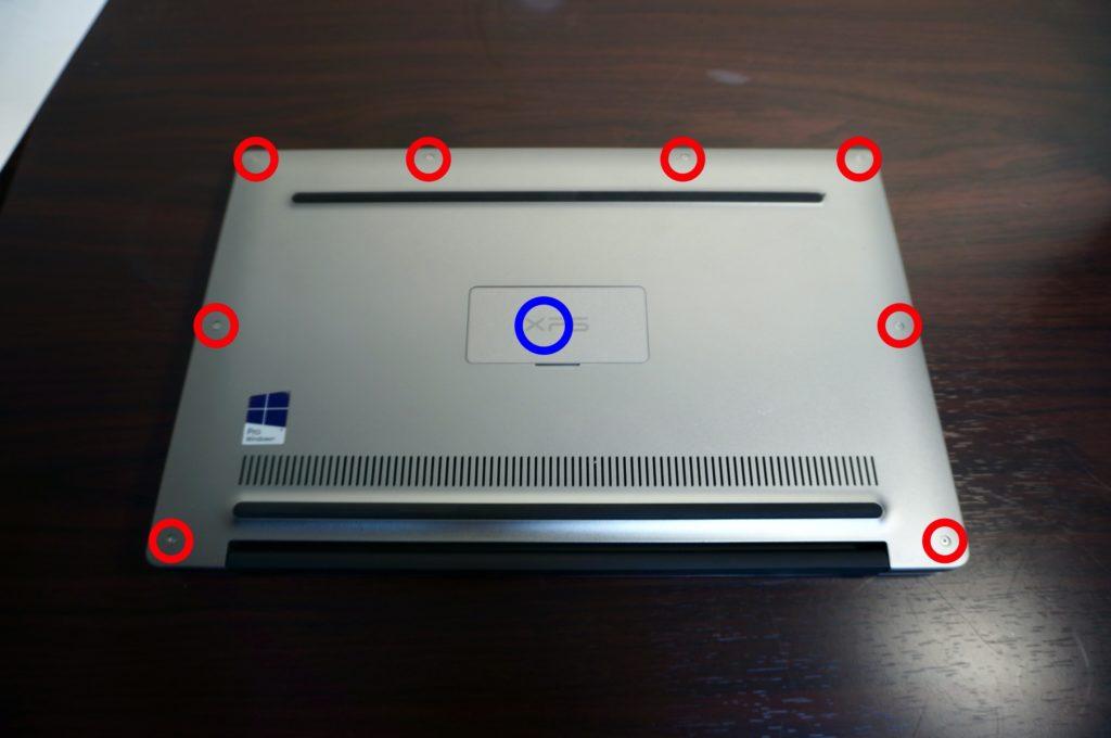 XPS13 9360