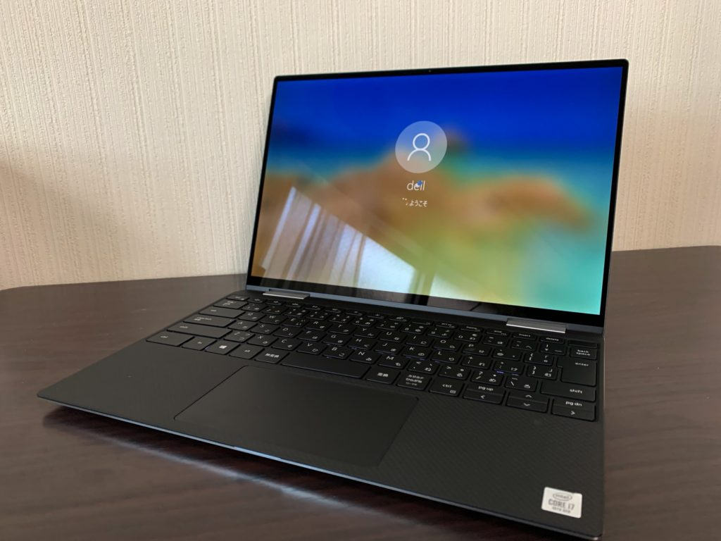 XPS 13 2-in-1 7390