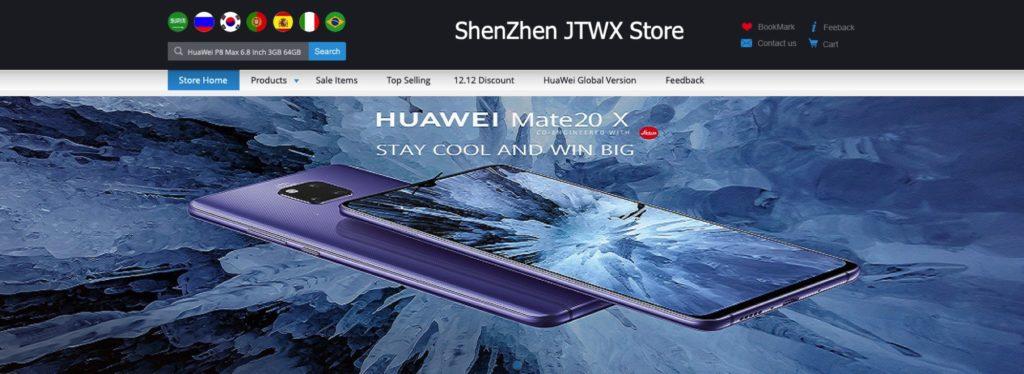 ShenZhen JTWX Store
