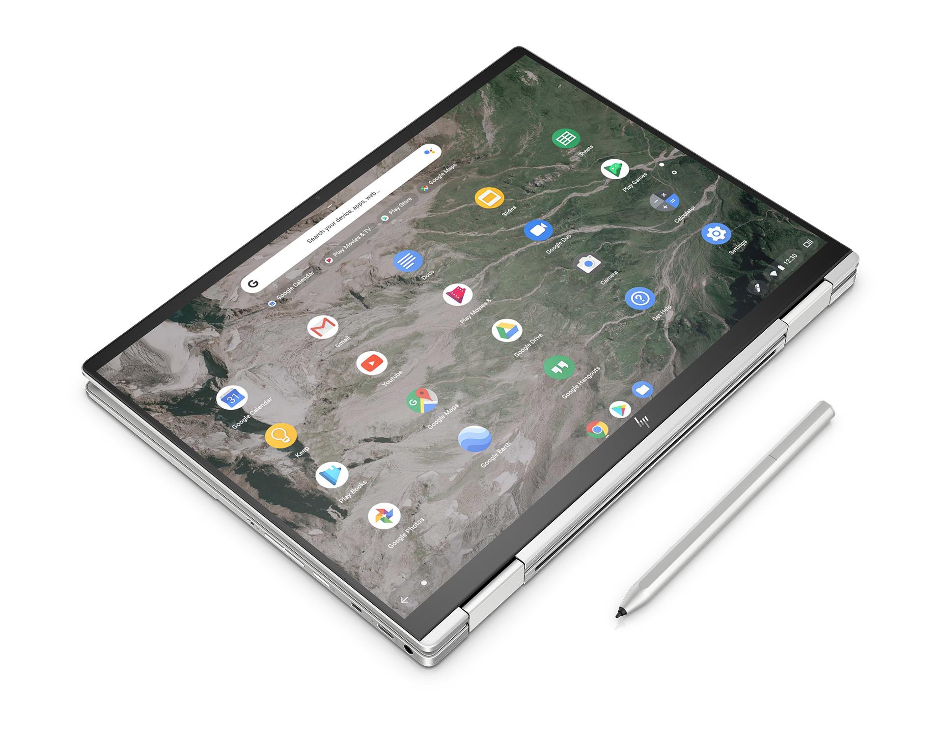 HP Chromebook x360 13c