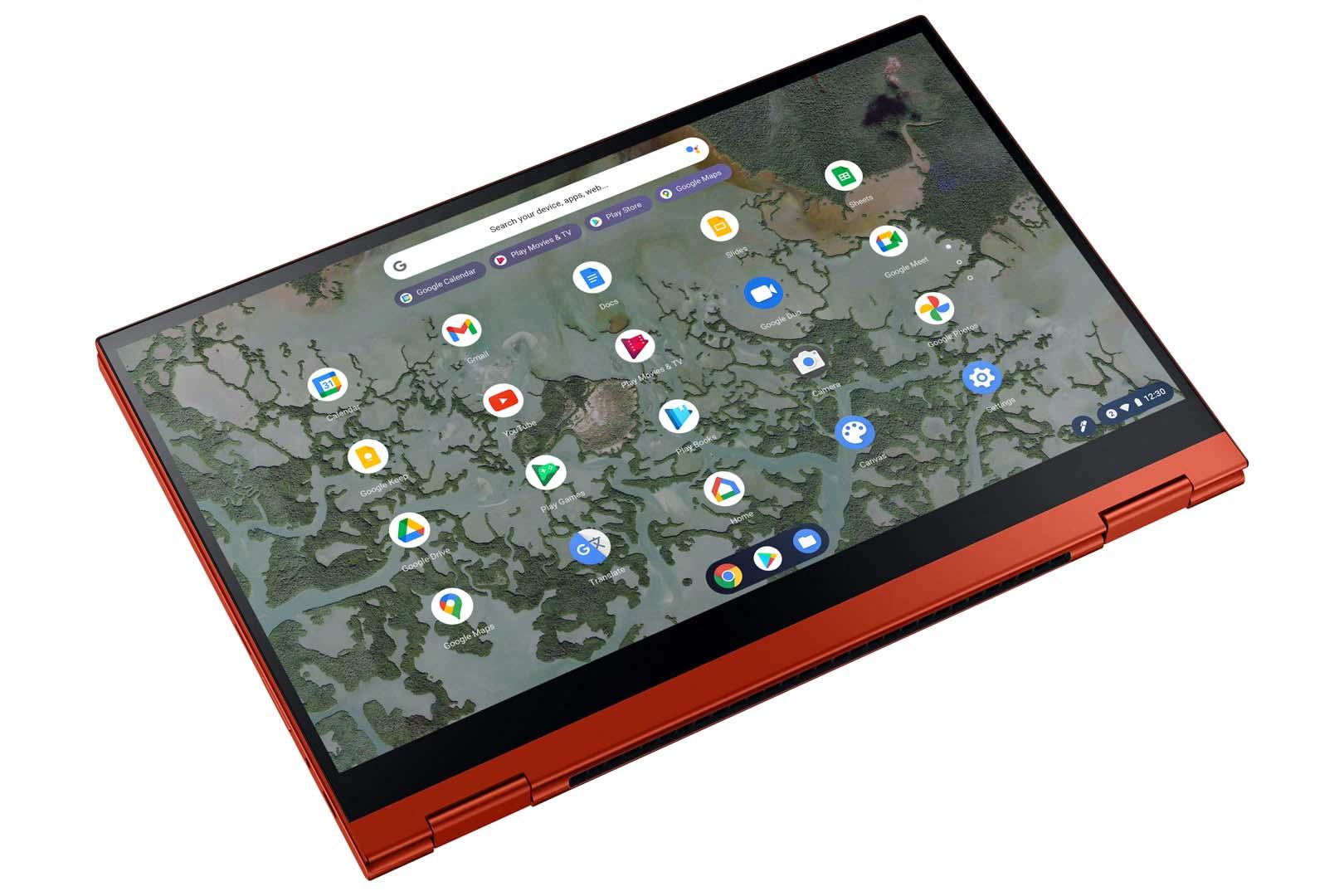 Galaxy Chromeook 2