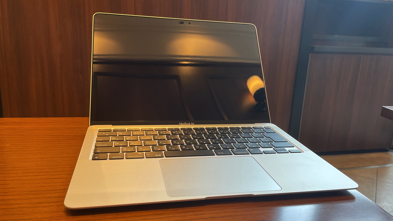 MacBook Air 保護フィルム