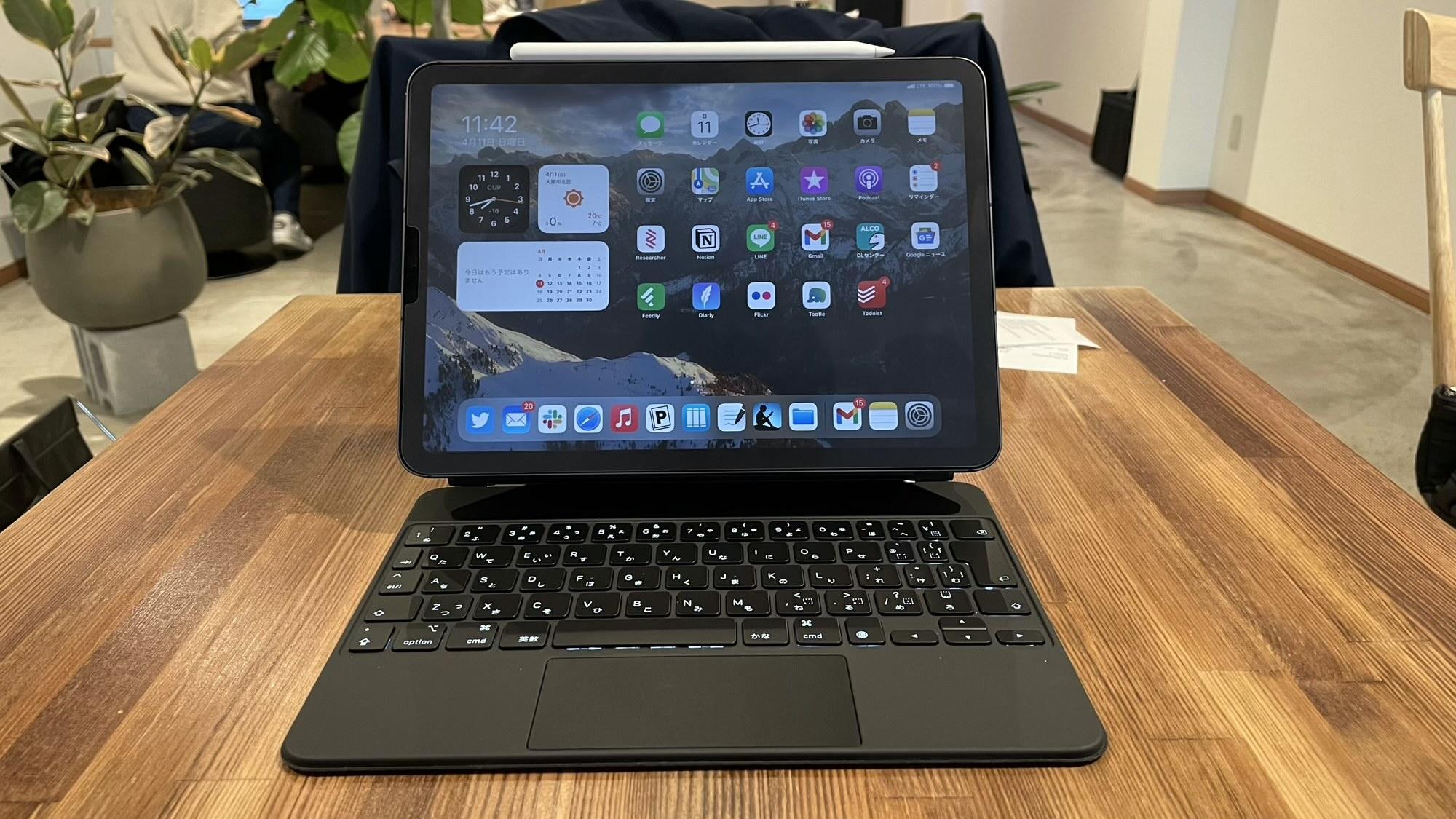 Magic Keyboard (iPad)