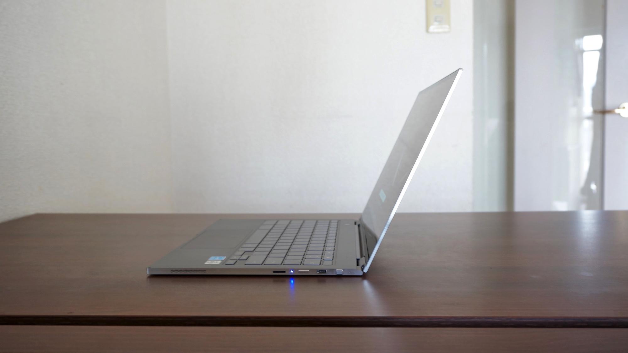 Galaxy Chromebook