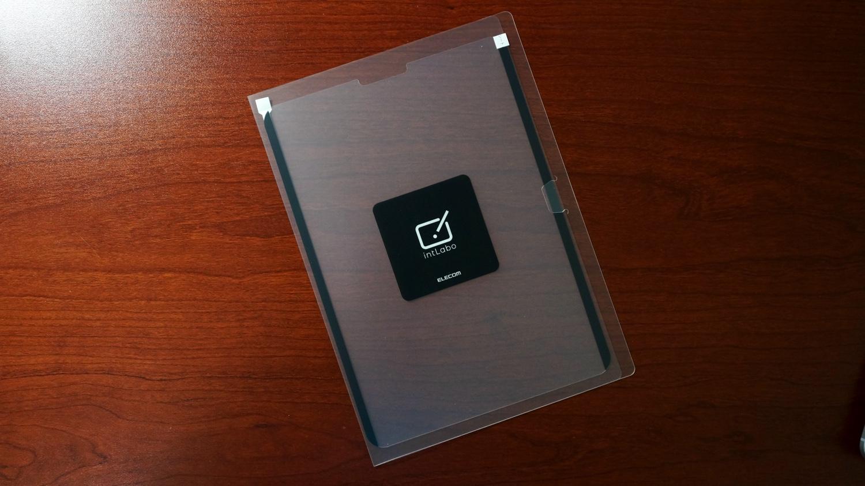 エレコム iPad 着脱式 ペーパーライクフィルム