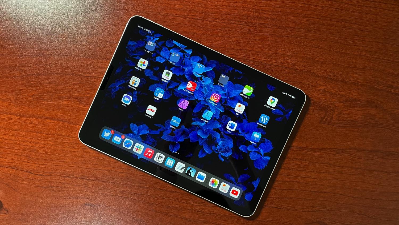 エレコム iPad Air 4 高光沢フィルム