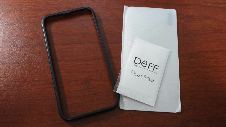 Deff ドラゴントレイル ガラスフィルム